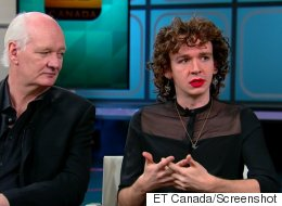 Colin Mochrie And His Daughter Open Up About Her Gender Transition