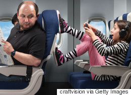 It's Official: Rear Seat Kicker Is Worst Type Of Airline Passenger