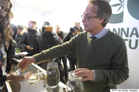 marijuana canada
