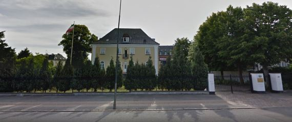 IRANIAN EMBASSY IN DENMARK
