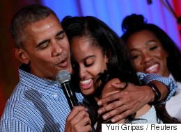 버락 오바마가 미국인에게 보낸 마지막 편지를 읽으며 눈물을 참기란 정말 힘들다