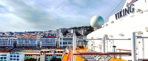 VIKING SEA  ALGER