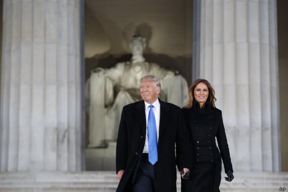 trump inauguration day