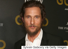 Matthew McConaughey Says He Found The Miracle Cure To Balding