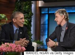Ellen DeGeneres' Tribute To The Obamas Will Make You Emotional