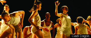 BATSHEVA DANCE COMPANY LAST WORK