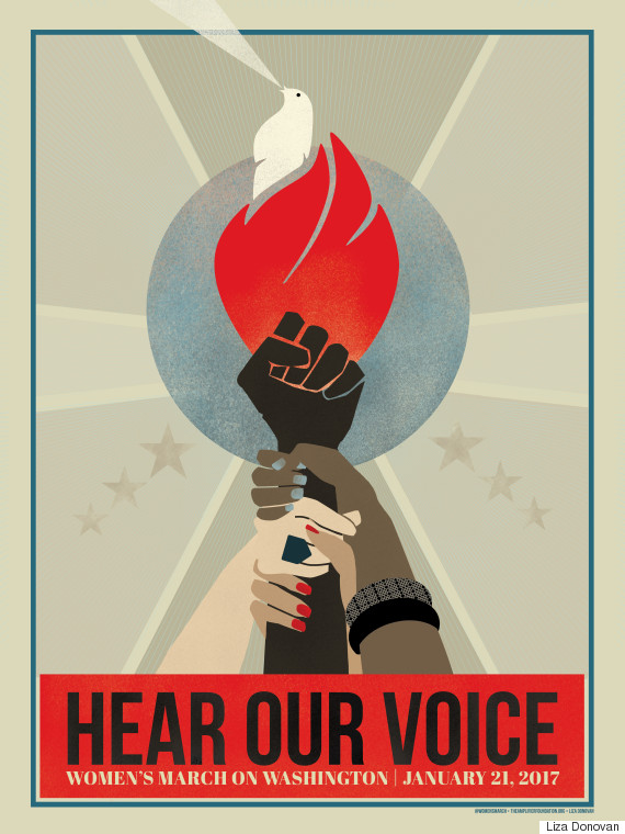 hear our voice sign