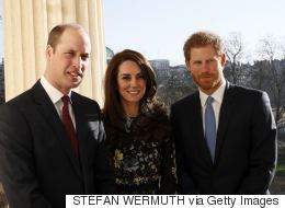 William, Kate And Harry Really Want You To Talk About Mental Health