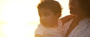 Mother Sunlight Baby