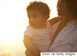 I Found The Light At The End Of My Postpartum Mood Disorder