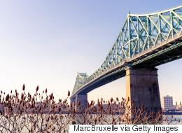 La piste cyclable du pont Jacques-Cartier ouverte même l'hiver?