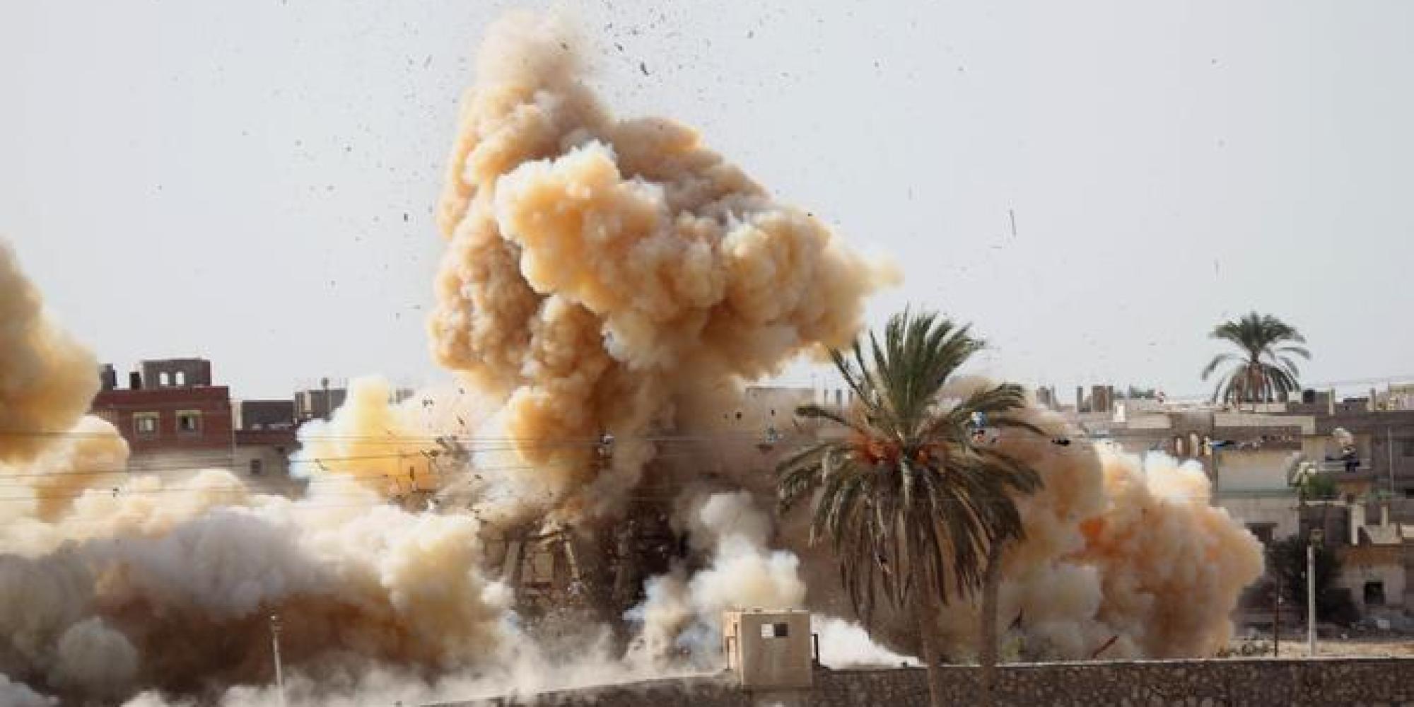 Image result for قتلى مدنيين فى سيناء
