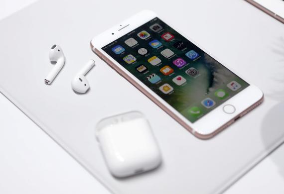 iphone head phone