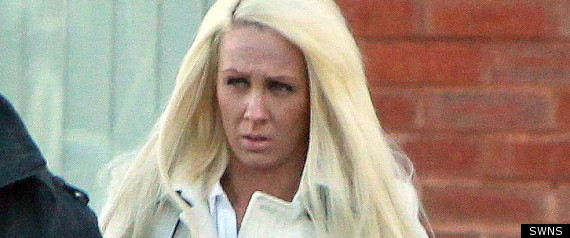 Kirsty Summers Glamour Model Benefit Fraud