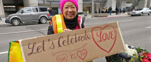 KATHY LE WOMENS MARCH TORONTO