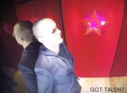 Risto abandona 'Got Talent' entre lágrimas tras una actuación