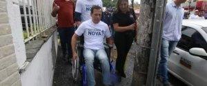 DORIA CADEIRA DE RODAS