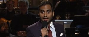 AZIZ ANSARI SATURDAY NIGHT LIVE