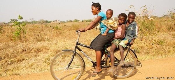 200 Jahre Fahrrad: Wie Mobilität den Kreislauf der Armut durchbrechen kann