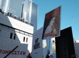 Mark Hamill recuerda a Carrie Fisher en la Marcha antiTrump