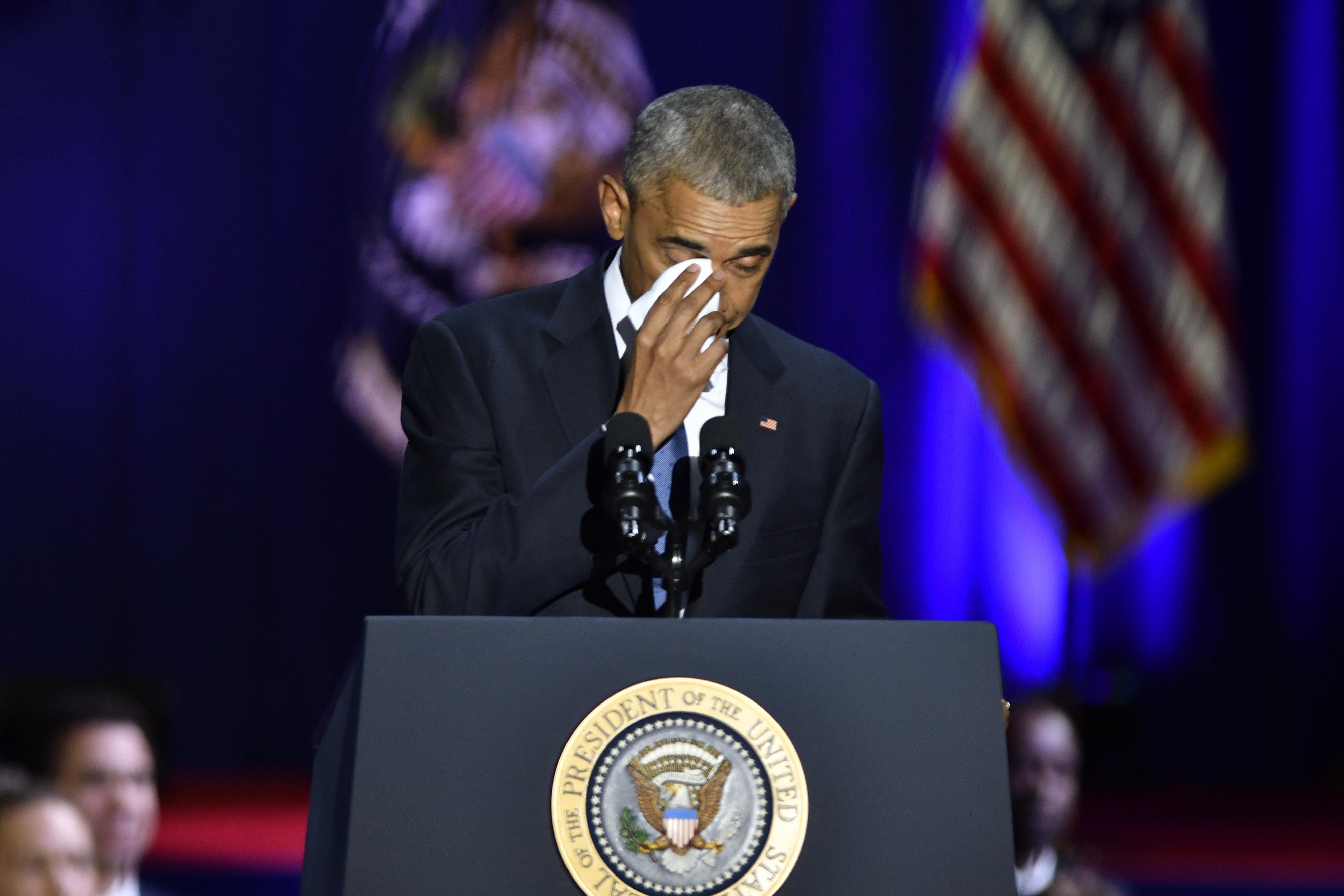 obama goodbye