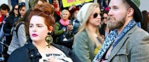 TESS HOLLIDAY WOMENS MARCH
