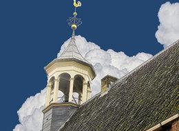 لماذا توضع تماثيل الديوك على أبراج الكنائس الفرنسية؟