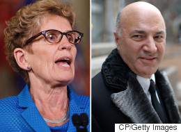 O'Leary To Wynne: Think You're Doing A Good Job? Call An Election