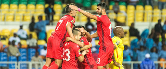 TUNISIAN TEAM