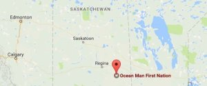 OCEAN MAN FIRST NATION