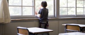 Japan Child Alone Class