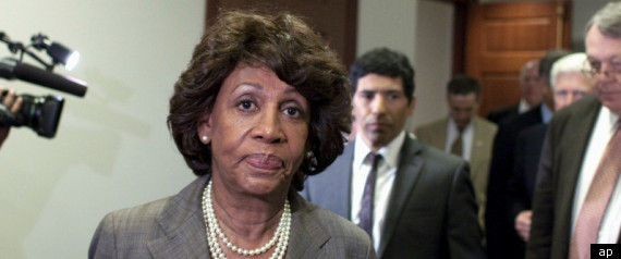 Maxine Waters Ethics