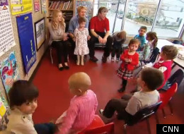 Kids Cancer Preschool
