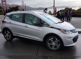 Premier contact Chevrolet Bolt 2017: une voiture électrique pas comme les autres (PHOTOS)