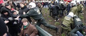 Berlin People Chaos