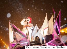 10 activités à ne pas manquer au Carnaval de Québec