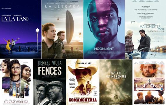 películas oscar 2017