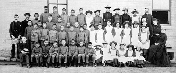 RESIDENTIAL SCHOOLS CANADA GENOCIDE