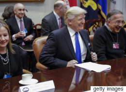 Trump a trouvé une oreille attentive auprès des constructeurs automobiles