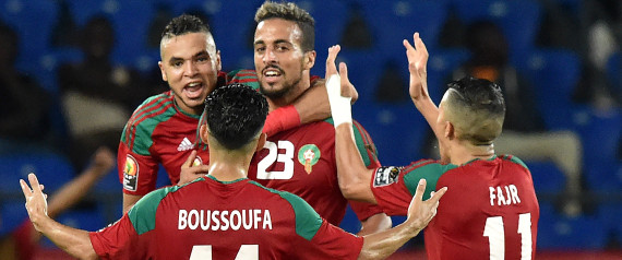 AFRICA CUP OF NATIONS ALIOUI