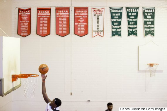 high school basketball ontario