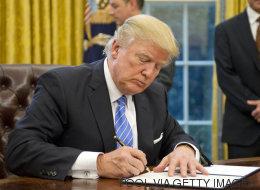 Trump se prepara para reducir a la mitad las admisiones de refugiados