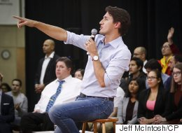 Trudeau's Cross-Country Tour Shows True Courage In Communication