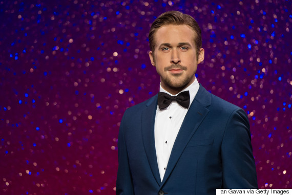 ryan gosling madame tussauds london