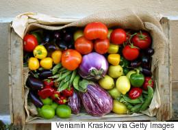Voici pourquoi les fruits et les légumes bio sont plus chers