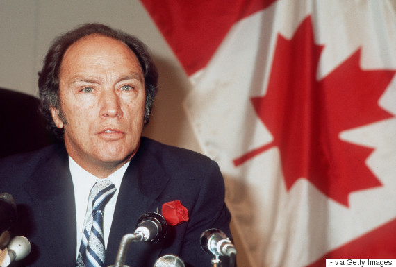 pierre trudeau speech