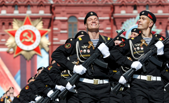 moscow military parade
