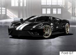 La Ford GT développe 647 chevaux... avec un moteur EcoBoost