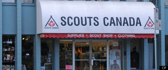 SCOUTS CANADA SEX ABUSE