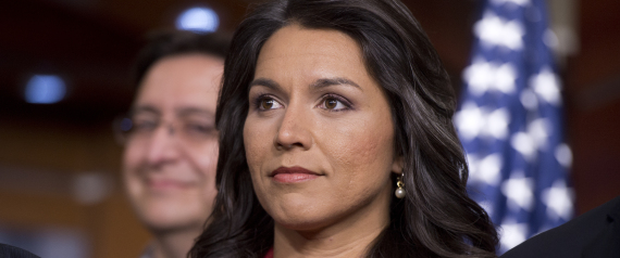 DEMOCRATIC US REP TULSI GABBARD